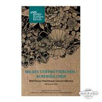 Wild pansy, heartsease, love-in-idleness (Viola tricolor) #0
