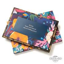 Colourful And Insect-Friendly Herbaceous Perennials, Summer Flowers And Wild Flowering Plants - Organic Seed Advent Calendar 2020 #1