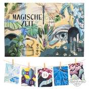 Traditional Medicinal Plants, Culinary Herbs & Edible Flowers - Organic Seed Advent Calendar 2020