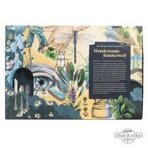 Traditional Medicinal Plants, Culinary Herbs & Edible Flowers - Organic Seed Advent Calendar 2020 #5