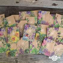 24 Advent Calendar Sachets For Self-Filling #1