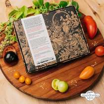 Seed gift box: 'Old colourful tomatoes' #1