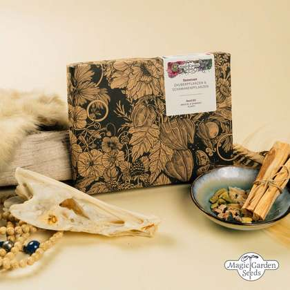 'Magical & shamanistic plants' seed kit gift box