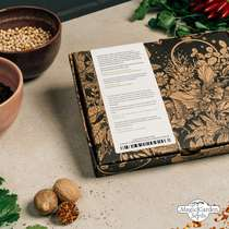 'Edible flowers' seed kit gift box #1