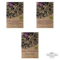 Old Historical Vegetable Varieties (Organic) - Seed kit gift box #4