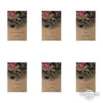 'Fresh herbs for fish dishes' seed kit gift box #2