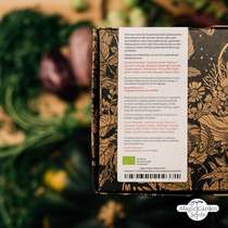 'Organic Vegetable Variety' seed kit gift box #1
