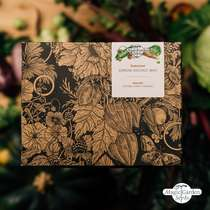 'Organic Vegetable Variety' seed kit gift box #0