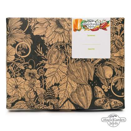 'Chilli con carne' seed kit gift box