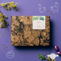Wild herbs seed kit gift box #0