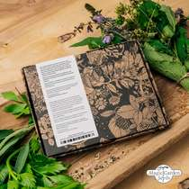 'Important medicinal plants of midwifery and gynecology' seed kit gift box #1