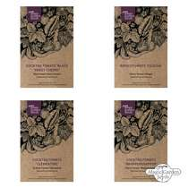 Sweet Cherry Tomatoes - Seed kit gift box #2