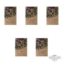 'Asian Greens' seed kit gift box with 5 oriental leafy vegetable varieties #2