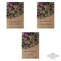 New Zealand Spinach, Lettuce & Radishes - Seed kit gift box #2