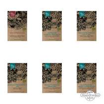 'Colourful nectar plants - organic' seed kit gift box #2
