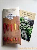 Chili cultivation set (unheated):' Basic - Traditional Mexican chili cultivars', 5 different Mexican chili seeds with propagator and sowing accessories #4
