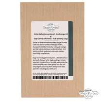 Sage (Salvia officinalis) conventional - bulk quantity (10g / approx. 1000 seeds) #3