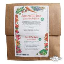 10 Seed Sachets for Self-Filling and Labelling for Self-Harvested Seeds #5