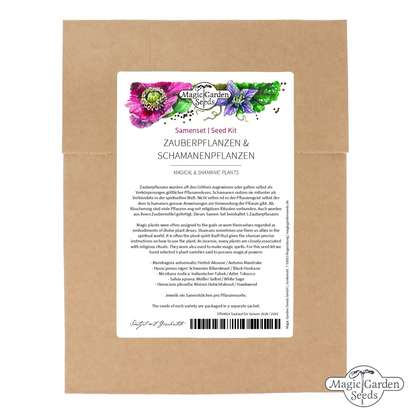'Magical & shamanistic plants' seed kit