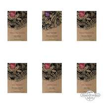'Traditional Mexican chilli peppers' seed kit with 6 varieties for salsa or mole #1