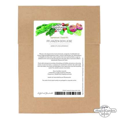'Herbs of love &  romance' seed kit