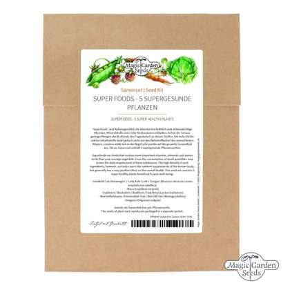 Superfoods - Seed kit