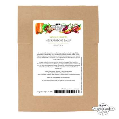 Seed kit: 'Mexican salsa'
