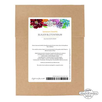 'Blue Blossom Dream' seed kit