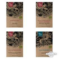 Seed kit: 'Edible flowers - organic' #1