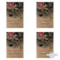 Famous Classic Chilli Varieties (Organic) - Seed kit #1
